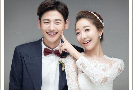 婚紗|婚紗照|婚紗攝影/韓式純美