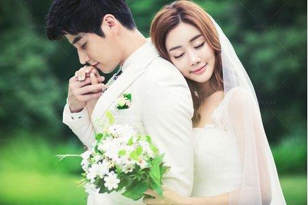 婚紗|婚紗照|婚紗攝影/韓式清風
