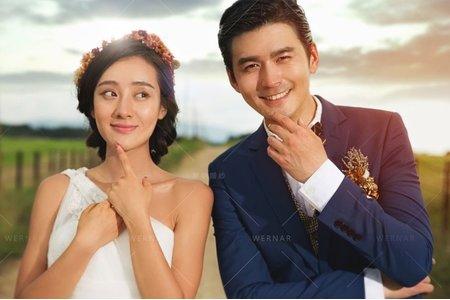 婚紗|婚紗攝影/台灣之美-綠野戀情