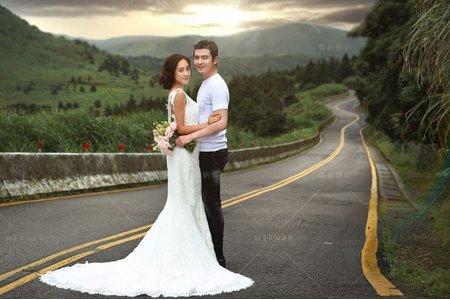 婚紗|婚紗攝影/台灣之美-520公路