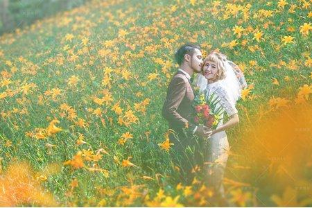 婚紗|婚紗照|婚紗攝影/如沐之心