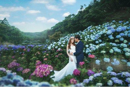 婚紗|婚紗照|婚紗攝影/花見幸福