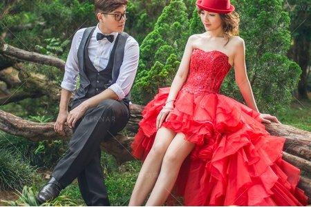 Beautiful Bride 客片分享 景涵 ❤ 薰妙
