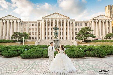 Beautiful Bride 客片分享 嘉文 ❤ 廣蕙