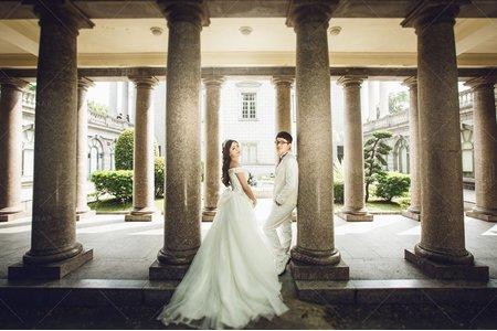 Beautiful Bride 客片分享 煥鈞 ❤ 庭芝