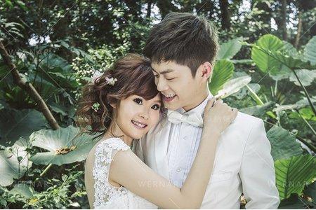 Beautiful Bride 客片分享 銘雄 ❤ 莉蓁