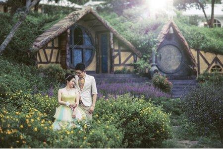 Beautiful Bride 客片分享 安然 ❤ 柏如
