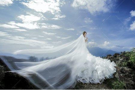 Beautiful Bride 客片分享 俊鴻 ❤ 芯羽