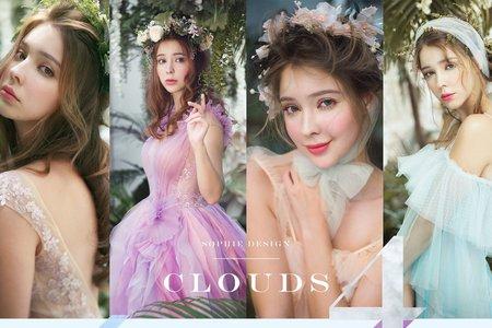 Sophie Design 2017 雲裳第4代 主題禮服
