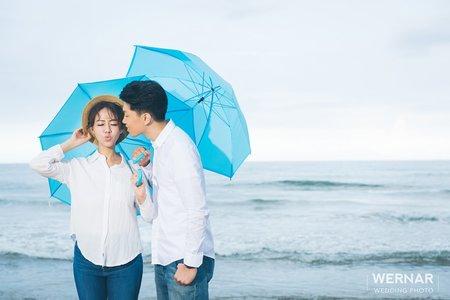 華納婚紗 客片分享 鈞頎 ❤ 旻珈