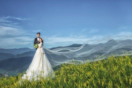 華納婚紗 客片分享 子祥 ❤ 沁縈