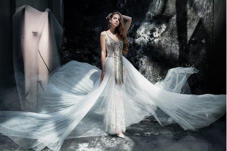 Sophie Design 2017 水晶概念禮服第12代 主題禮服