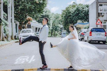 華納婚紗 客片分享 漢威 ❤ 怡婷