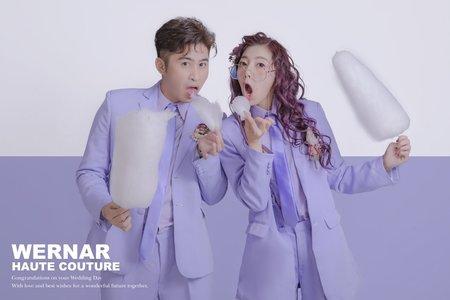 大野天仁&芬妮/桃園婚紗照