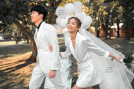 創意-輕婚紗-顏氏牧場