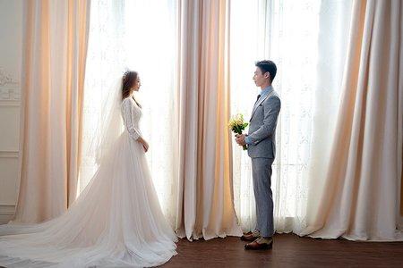 韓式婚紗照 浪漫、唯美、幸福感