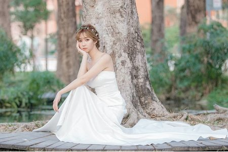 高雄新秘婚紗外拍作品