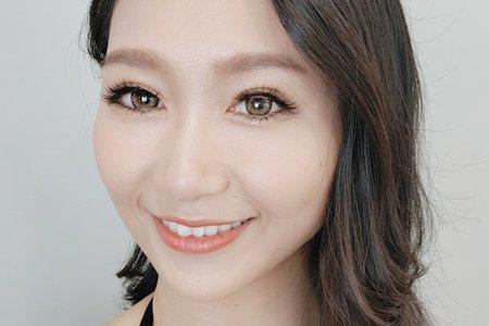 高雄/台南/屏東/嘉義/南部新秘妝感作品