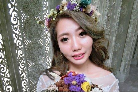 2017_婚紗造型_慧芳
