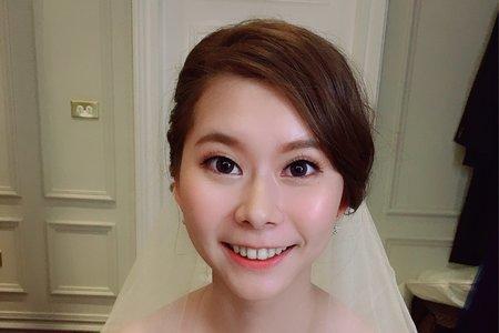 2019_婚宴造型_昭吟