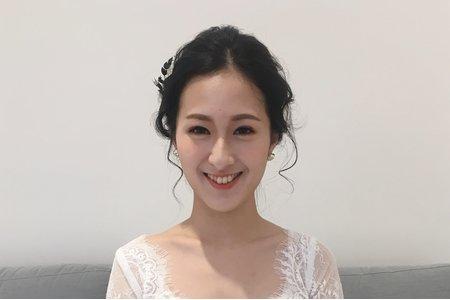 2019_婚紗造型_喬琳