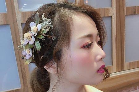2019_婚紗造型_毓淇