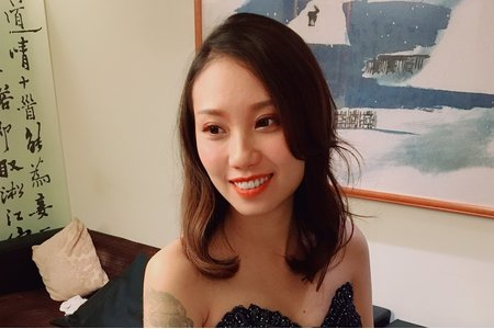 2019_婚宴造型_kimico