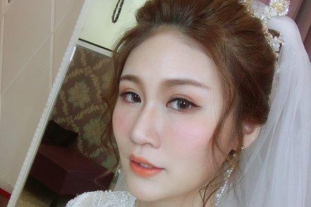2019_婚宴造型_琳琳