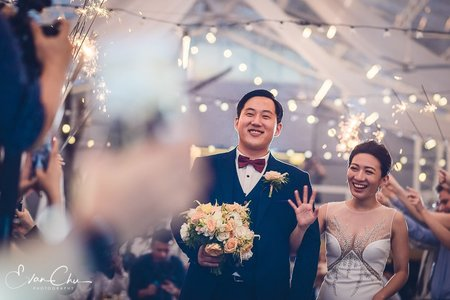 納美花園| JOE AND JENNY WEDDING