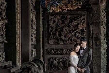 【婚禮人像/類婚紗 精選】美麗一刻,永恆留存