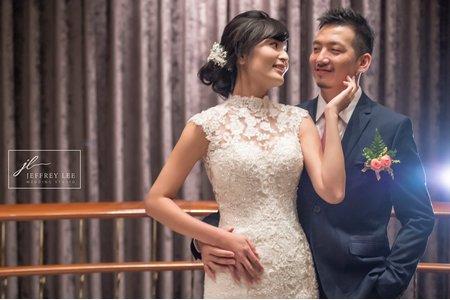 『婚禮攝影』台北信義世貿33