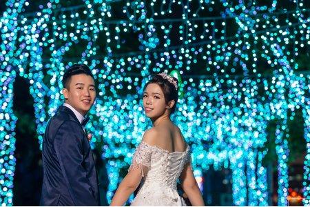 婚禮攝影/台北婚攝~智皇+盈珊 結婚之喜@彭園新板館