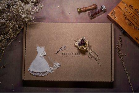 【婚禮成品﹣手作包裝】最深的祝福藏在每個有溫度的包裝細節裡
