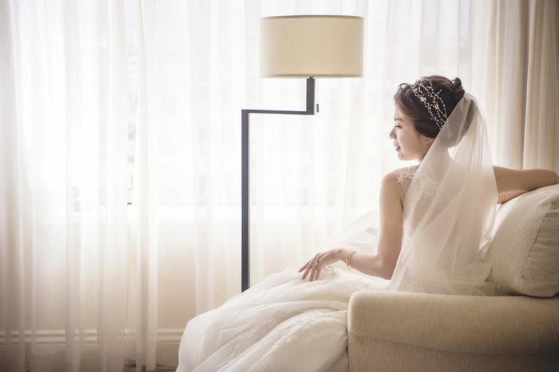 西華飯店類婚紗