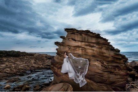 『婚紗攝影』 風格東北角婚紗攝影