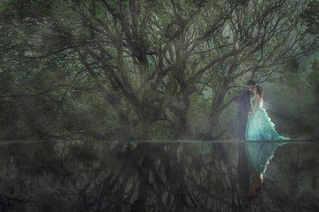 『婚禮攝影』文定舊作品@板橋海釣族真味園 】