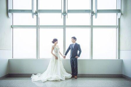 『婚禮攝影』新板彭園絕美類婚紗X活潑婚禮