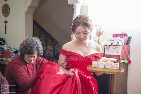 『婚禮攝影』溫馨情感的儀式拍攝