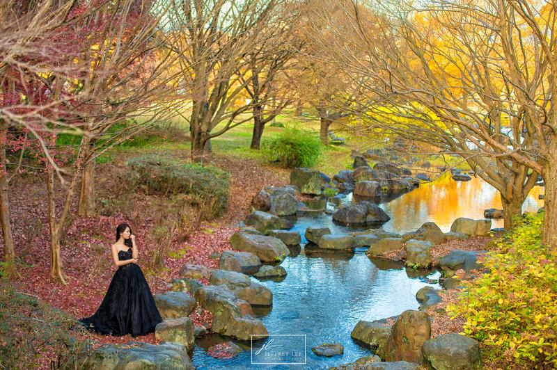 京都楓葉婚紗寫真
