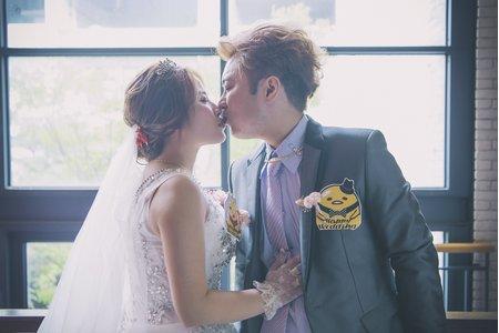 『婚禮攝影』暖心可愛的終身大事