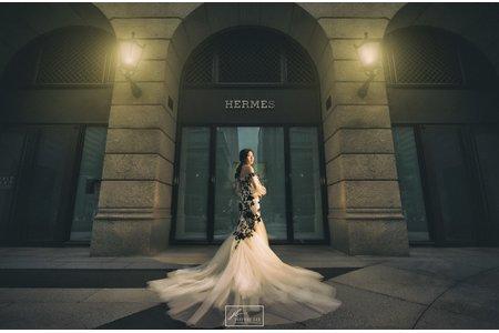 『婚紗攝影』一次滿足所有風格