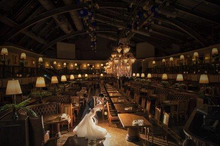 『婚禮紀錄』美式歡樂金色三麥晚宴