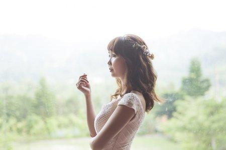 『婚禮攝影』戶外晚宴唱歌入場婚禮 X 新月梧桐