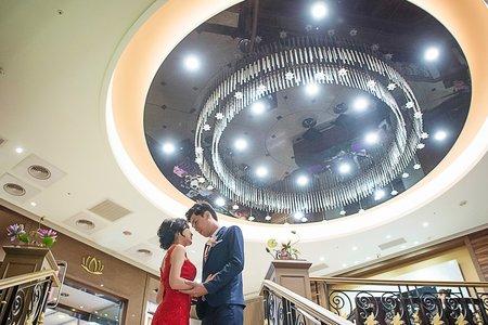 『婚禮攝影』撞臉型男莊凱勛帥氣老公 X 御蓮齋美的饗宴