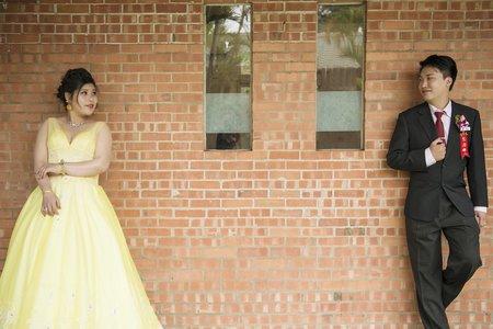 『婚禮攝影』幸福的味道有點甜X2018511林口午宴
