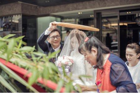 『婚禮攝影』6.17台中新天地婚禮紀錄