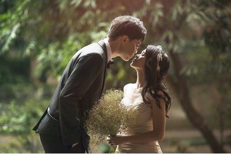 「婚禮攝影」美式浪漫的台大婚禮LIVING ONE (明達館)美式婚禮輕鬆辦