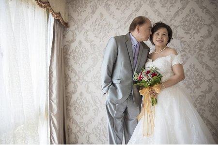 「婚紗攝影」我們的金婚婚紗