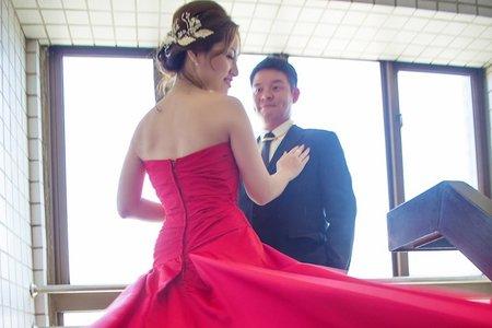 『婚禮攝影』稻香村溫馨婚禮