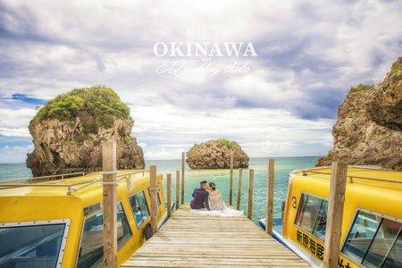 2019 夏天的沖繩| 沖繩婚紗團